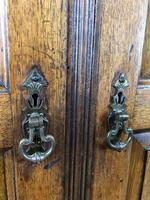 Victorian Mahogany Two Door Cupboard (2 of 13)