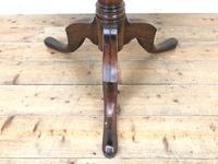 Late 18th Century Mahogany Pillar Tripod Table (2 of 7)