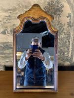 Georgian Walnut Dressing Mirror (5 of 6)
