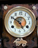 Wonderful 1880 German Striking Mantel Clock by Phillip Hass & Söhne (2 of 7)