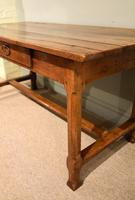 Farmhouse Table 18th Century French Provincial Cherry Wood (3 of 7)