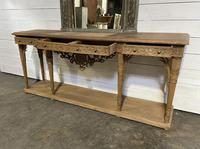 Wonderful French Walnut Console Table (13 of 36)