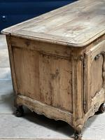18th Century French Bleached Desk (10 of 20)