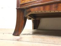 Quality 20th Century Bow Front Mahogany Chest of Drawers (M-1537) (3 of 11)