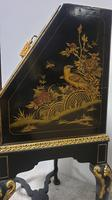 Outstanding Chinoiserie / Laquered Bureau (10 of 15)
