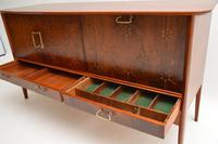 Vintage Rosewood & Mahogany Sideboard by Peter Hayward for Vanson (6 of 12)