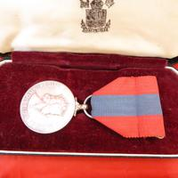 WW2 Medal & Imperial Service Medal to Same Recipient (2 of 5)