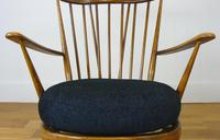 Mid Century Ercol Goldsmith 359 Easy Armchair with New Cushion (10 of 14)