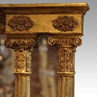 Regency English gilt pier mirror (5 of 6)