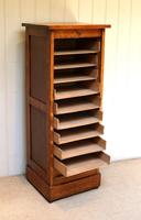 French Oak Filing Cabinet c.1920 (9 of 10)