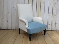 Antique Napoleon III Chair for Re-upholstery (8 of 8)