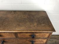 19th Century Antique Oak Chest of Drawers (13 of 13)