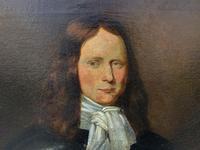 Huge Oil Portrait Painting of 17th Century General John Richmond Webb (5 of 16)