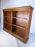 19thc Oak Bookcase