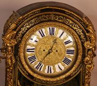Massive Buele Mantle Clock Double Fusee (17 of 17)