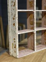 French Scraped Paint Wall Shelves or Display Box (12 of 17)