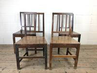 Harlequin Set of Four Welsh Farmhouse Chairs (4 of 16)