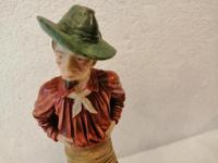 Fine Royal Worcester Figure - Yankee (7 of 10)