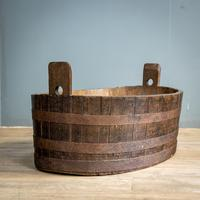 Oval Coopered Barrel (3 of 8)