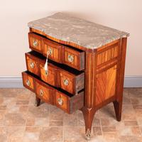 Continental 3 Drawer Commode Chest of Drawers (7 of 13)