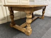 Pine Farmhouse Dining Table (12 of 17)