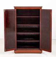 Victorian Mahogany 2 Door Cabinet (4 of 6)