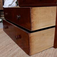 Cuban Mahogany Chest of Drawers 19th Century (4 of 14)
