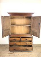 Early 19th Century Welsh Oak Press Cupboard (4 of 15)