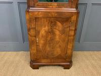 Good Burr Walnut Corner Cabinet (5 of 7)