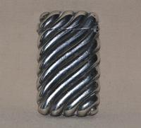 Early 20th Century Silver Vesta Case by William Neale of Birmingham (2 of 6)
