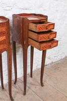 Very Pretty Pair of French Little Bedsides (7 of 8)