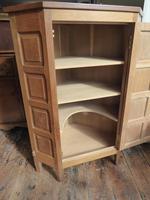 """Beaverman"" Oak Corner Cabinet (2 of 7)"