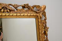 Antique French Carved Giltwood Mirror (6 of 10)