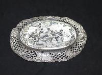 Hanau Silver Tray 1870s (8 of 8)