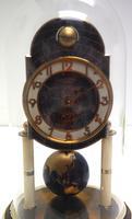 Good Kaiser Universe 400-day Mantel Clock – Astral Torsion Clock Signed Base (3 of 9)