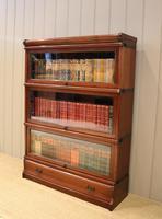 Mahogany Globe Wernicke Bookcase (3 of 11)