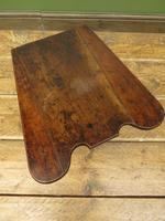 Unusual Antique Victorian Stool, Cobblers Stool, Milking Stool, Farriers Stool (10 of 12)