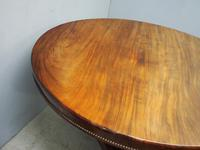 George III Mahogany Breakfast Table, likely by W. Trotter (4 of 10)