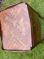 Pair of French Marquetry Bedside Tables in Kingwood (6 of 9)