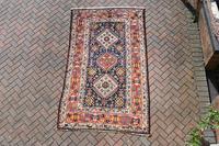 Good antique Luri carpet 250x156cm (9 of 10)