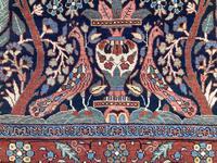 Antique Heriz Rug (8 of 11)