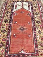 Antique Melas Prayer Rug (4 of 7)