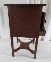 19th Century Georgian Mahogany Pot / Bedside Cupboard (5 of 13)