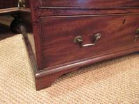 Small George III Period Military Secretaire Chest (2 of 9)