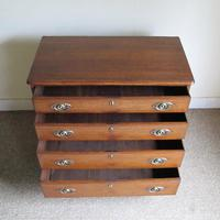 Oak Chest of Drawers c.1790 (6 of 6)