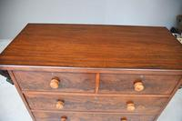 Antique Victorian Mahogany Chest of Drawers 228443 (11 of 12)