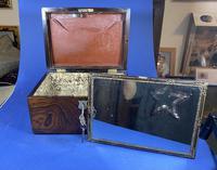Victorian Rosewood Jewellery Box (4 of 17)