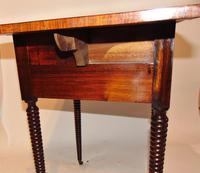 Regency Kingwood Small Pembroke Table (5 of 12)