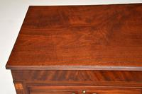 Antique Georgian Inlaid Mahogany Chest of Drawers (11 of 11)