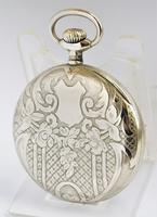 1910s Swiss Pocket Watch, H Perrin, Nevers (2 of 5)